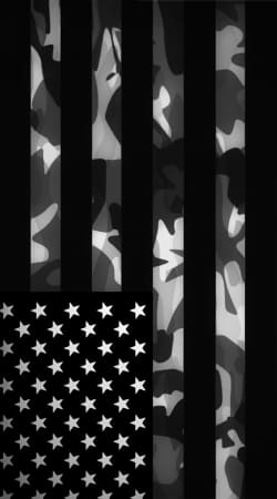 coque American Camouflage