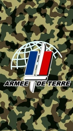 coque Armee de terre - French Army
