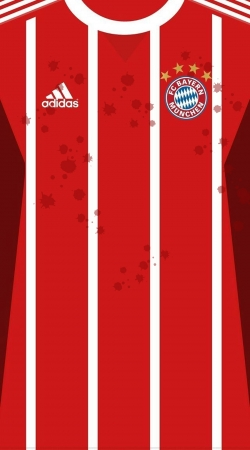 coque Bayern munich Maillot Football