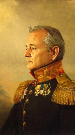 coque Bill Murray General Military