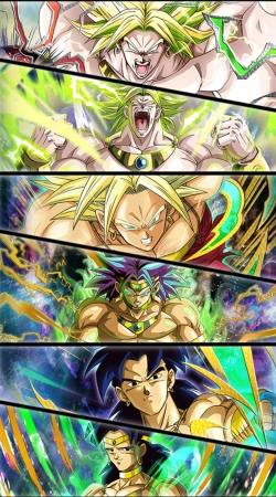 coque Broly Evolution