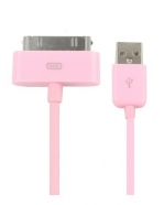 Cable Usb Iphone Rose