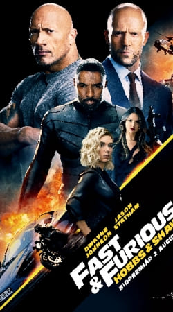 Coque fast and furious hobbs and shaw