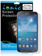 Pack de 2 films de protection Samsung Galaxy Mega 6.3 I9200 anti rayures personnalisable