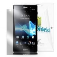 Pack de 2 films de protection Sony Xperia T anti rayures personnalisable
