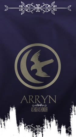 coque Flag House Arryn