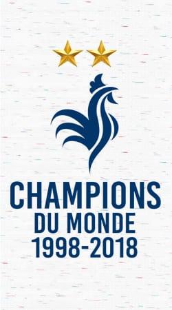 Coque France 2 etoiles