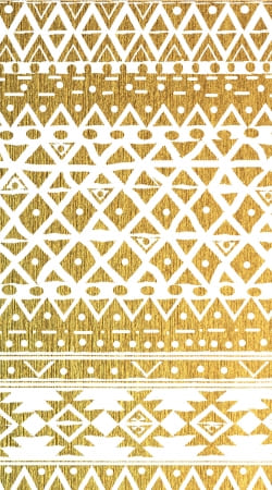 coque GOLDEN TRIBAL