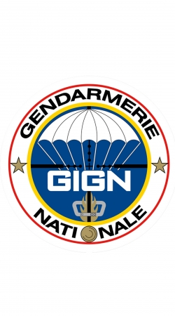 coque Groupe d'intervention de la Gendarmerie nationale - GIGN