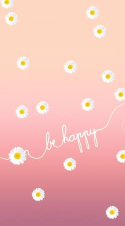 coque HAPPY DAISY SUNRISE