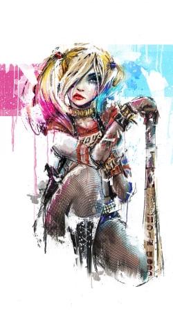 Coque Harley Quinn