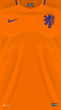 coque Maillot Football Holland