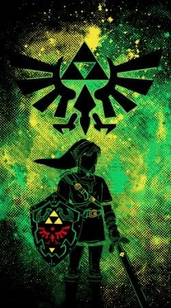 coque Hyrule Art