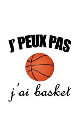coque samsung a10 basket ball