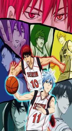 coque iphone xr kuroko no basket