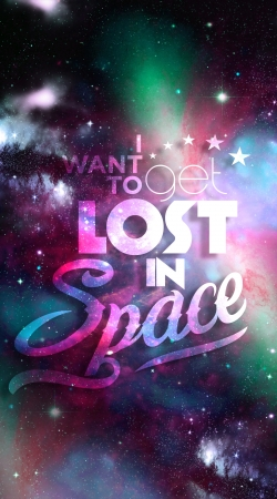coque Lost in space