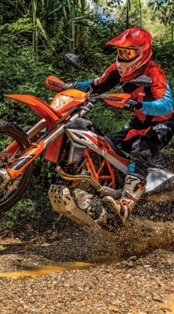 coque Moto Ktm Enduro Photography jungle