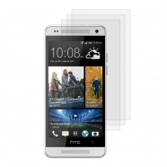 Pack de 2 films de protection HTC One Max anti rayures personnalisable
