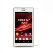 Pack de 2 films de protection Sony Xperia SP anti rayures personnalisable