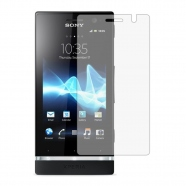 Pack de 2 films de protection Sony Xperia U anti rayures personnalisable