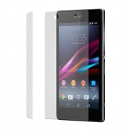 Pack de 2 films de protection Sony Xperia Z1 anti rayures personnalisable