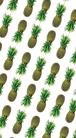coque Ananas Pattern