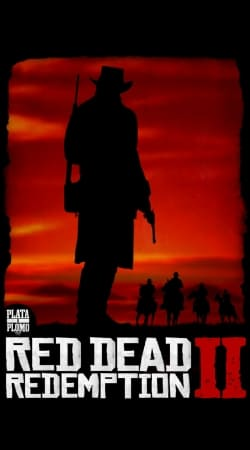 coque Red Dead Redemption Fanart