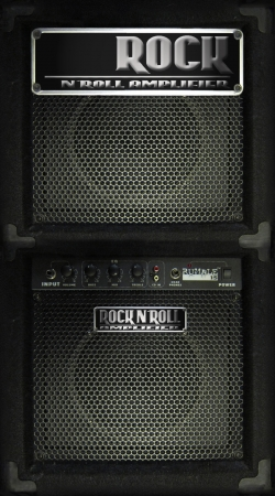 coque Rock `N Roll Amplifier