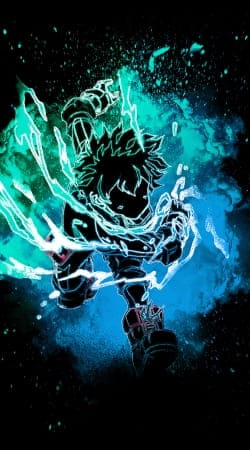 coque Soul of Midoriya