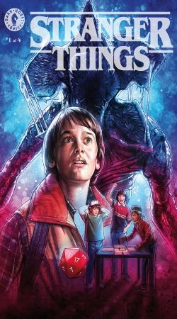 coque Stranger Things will Byers artwork