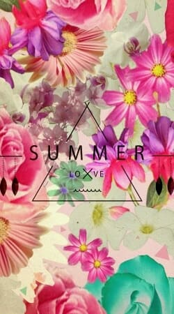 coque SUMMER LOVE