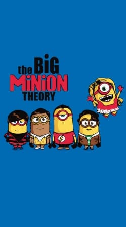 coque The Big Minion Theory