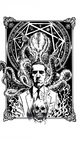 coque The Call of Cthulhu