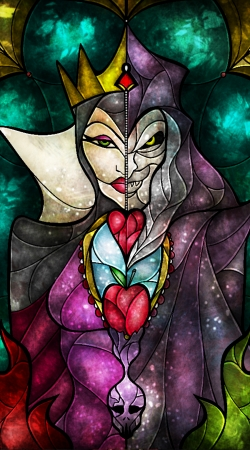 coque The Evil Queen