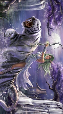 Coque Tyrande Whisperwind World Of Warcraft Art