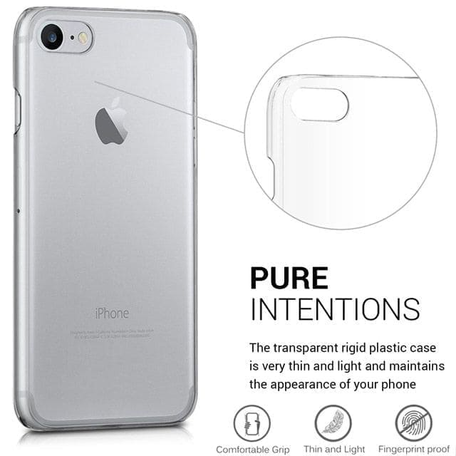 coque transparente iPhone 3G S