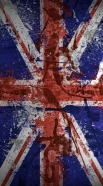 coque Union Jack Painting