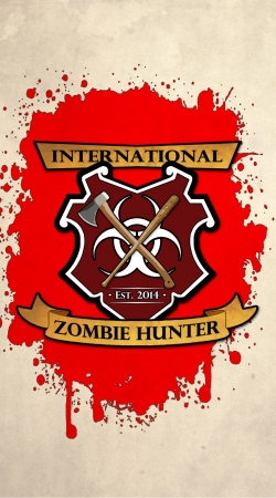 coque Zombie Hunter