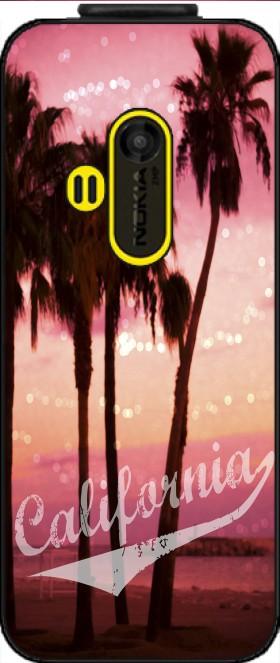 Housse california love a clapet pour nokia 220 for Housse california