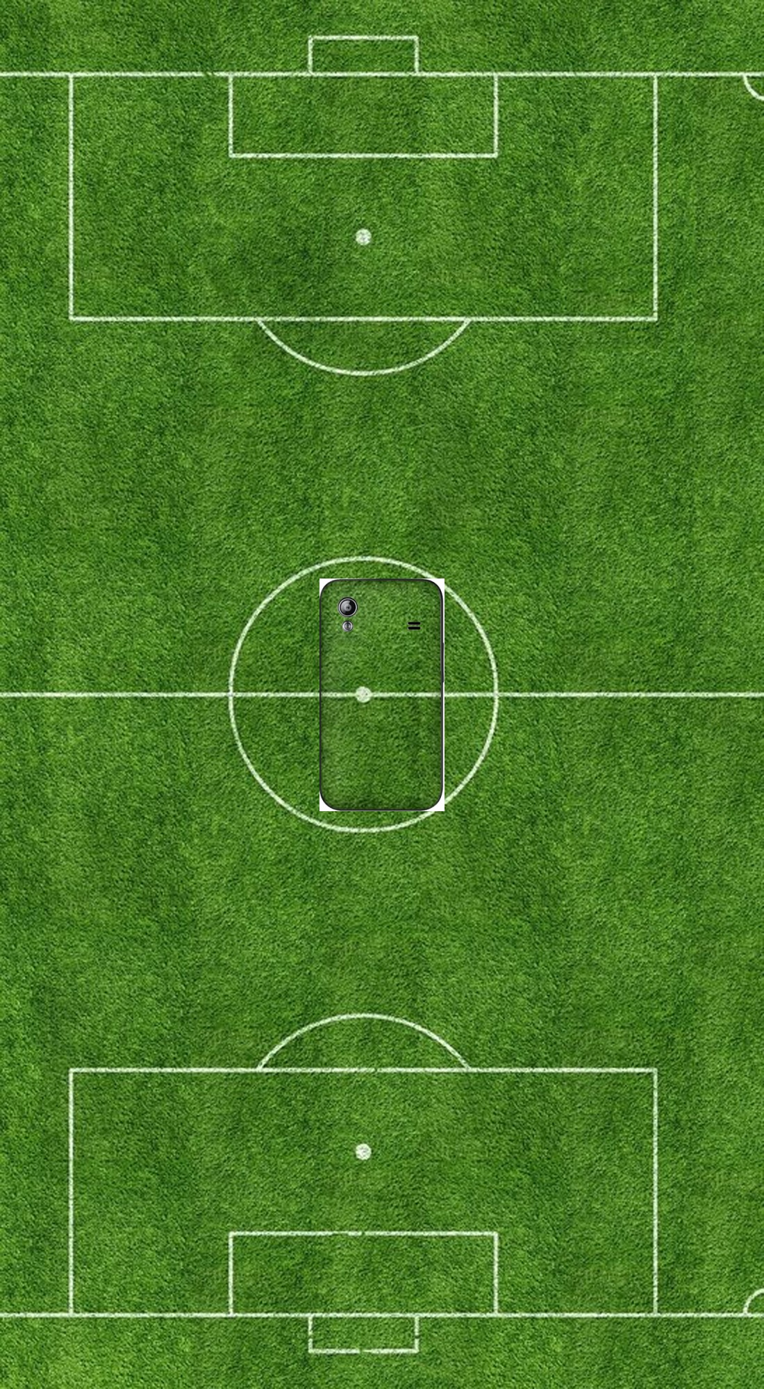 housse Terrain de football a clapet pour Samsung Galaxy Ace S5830