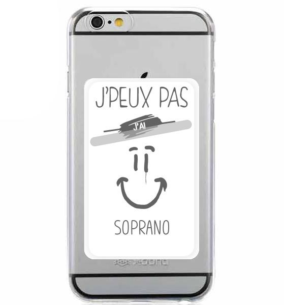 coque iphone 8 soprano