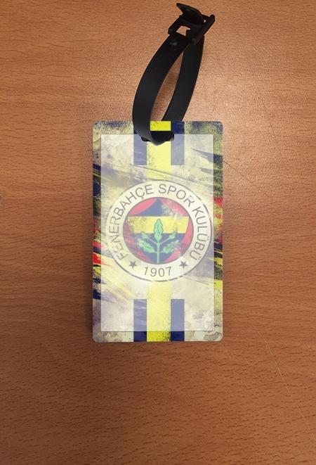 étiquette bagage Fenerbahce Football club