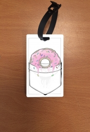 étiquette bagage Pocket Collection: Donut Springfield