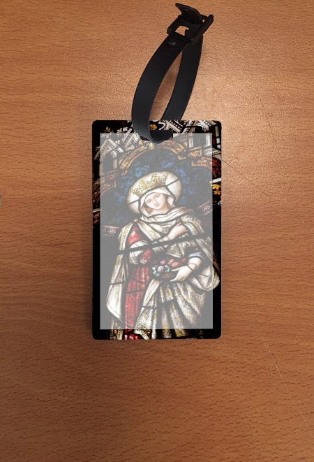 étiquette bagage The Virgin Queen Elizabeth