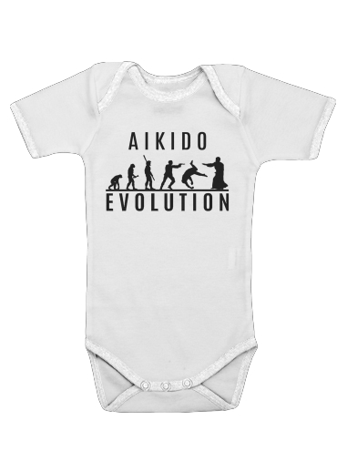 body bébé Aikido Evolution