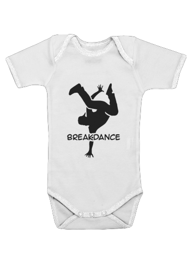 body bébé Break Dance