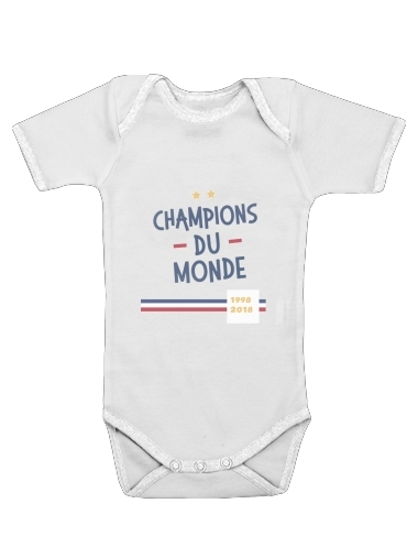 Body Champion du monde 2018 Supporter France