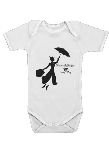 body bébé Mary Poppins Perfect in every way