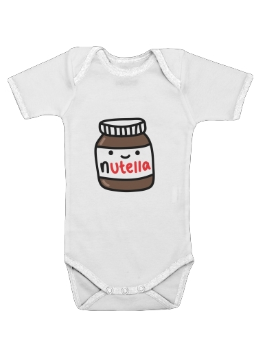 body bébé Nutella