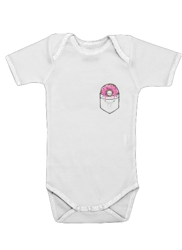 body bébé Pocket Collection: Donut Springfield